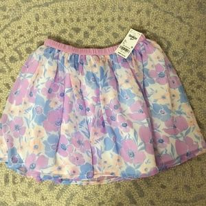 NWT Girls Skirt Sz 10